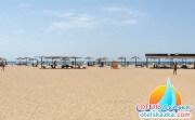 База отдыха Прибой пляж и море